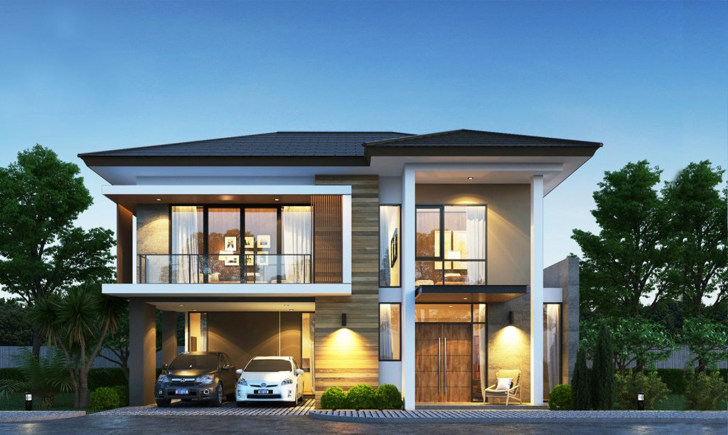 รับสร้างบ้านคุณภาพ
